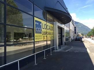 Locaux commerciaux  FONTAINE