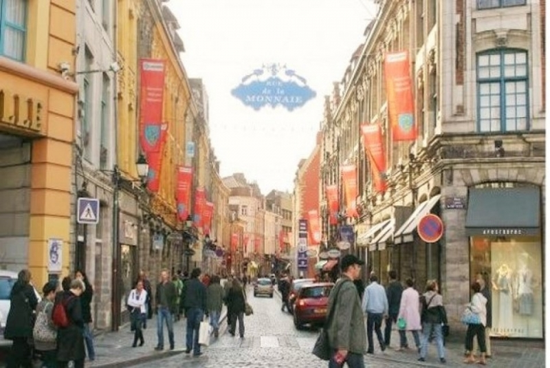 Commerces Lille 59800