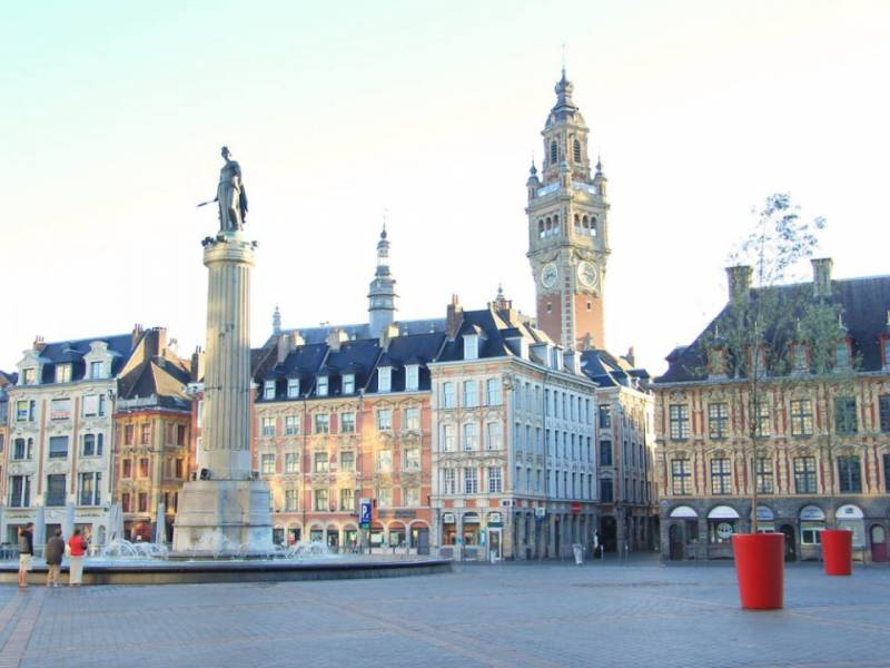 Commerces Lille Centre Gares Euralille 59800