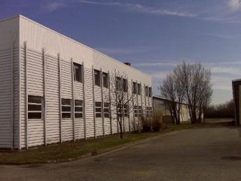 Bâtiment industriel à Quincieux - Photo 1