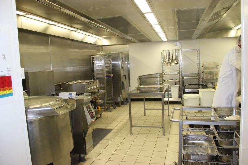 Laboratoire cuisine agrée véto