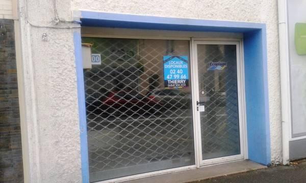 Achat local commercial loire atlantique vente commerce - 4 murs nantes ...