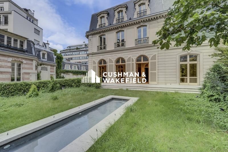 Exclusivité hôtel particulier Paris 16