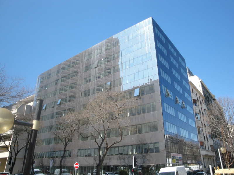 Duplex de bureaux à louer Avenue du Prado