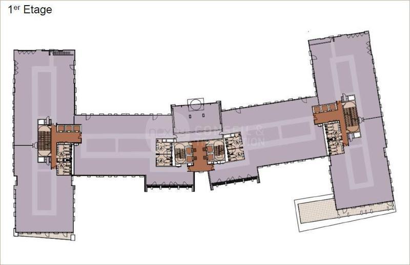 Location bureaux asnières sur seine 92600 10 524m² u2013 bureauxlocaux.com