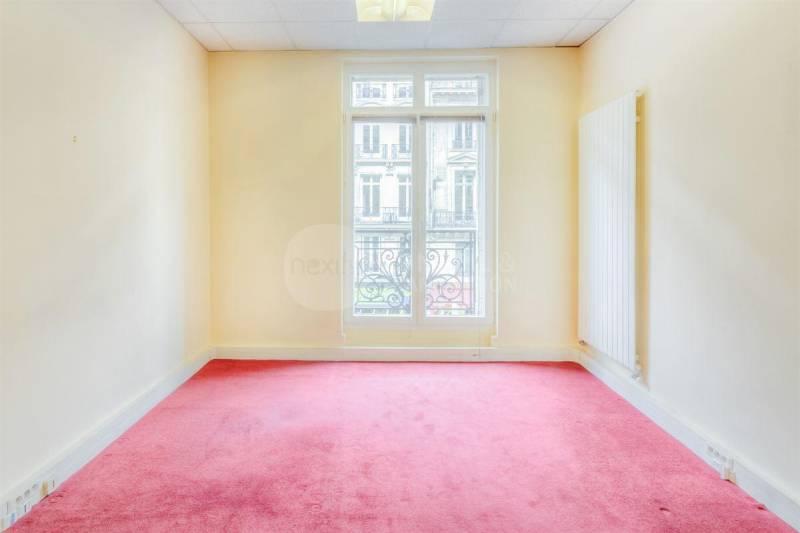 location bureaux paris 9 75009 293m2. Black Bedroom Furniture Sets. Home Design Ideas
