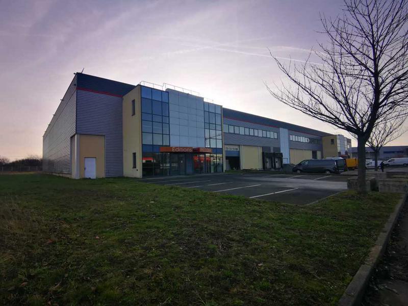 Location Entrepôt Saint Michel Sur Orge 91240 - Photo 1