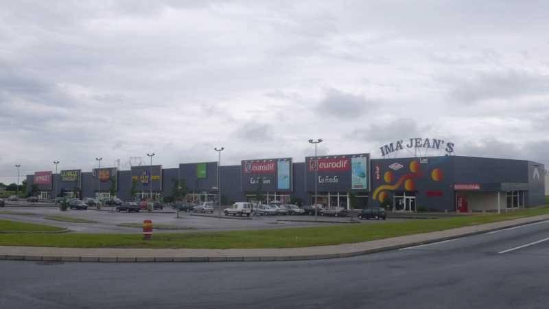 Locaux commerciaux SAINT MAUR 36250