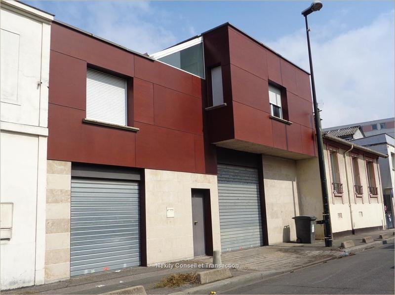vente locaux d 39 activit s aubervilliers 93300 350m2. Black Bedroom Furniture Sets. Home Design Ideas