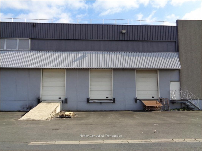 Location entrep ts stains 93240 1200m2 for Garage stains 93240