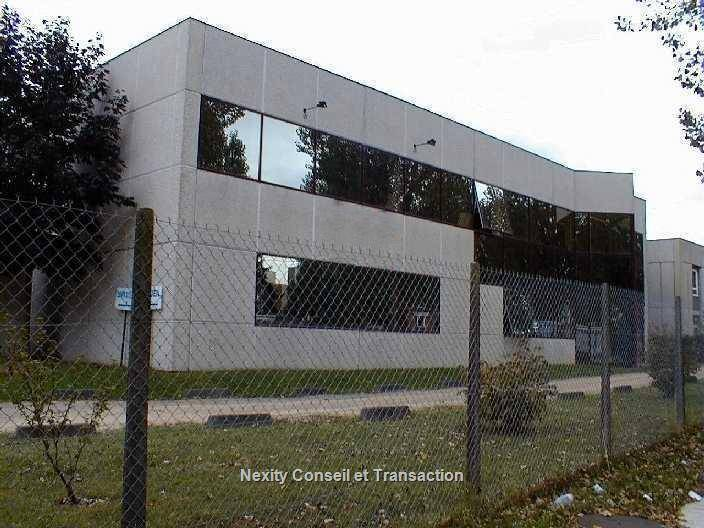 Location bureaux bois d 39 arcy 78390 1 320m2 - Zac de la croix bonnet 78390 bois d arcy ...