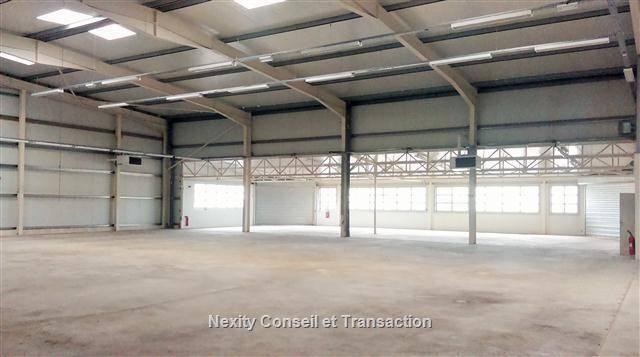 Vente entrep t dreux 28100 1 946m2 - Centre commercial dreux ...