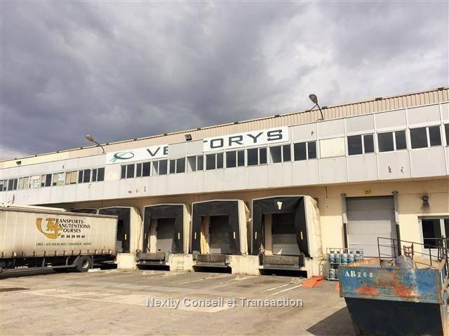 Entrepôts-Locaux d'activités ORLY