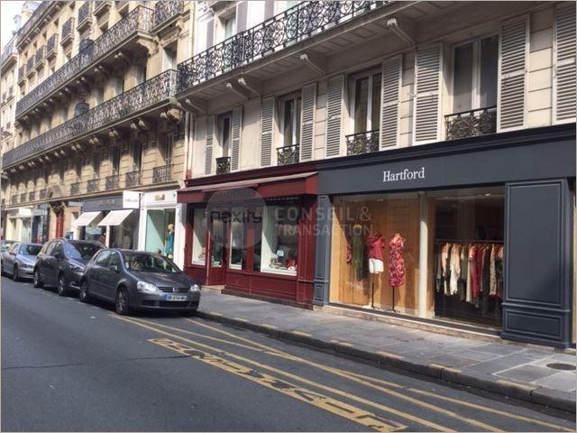 Location Commerces Paris 75006 - Photo 1