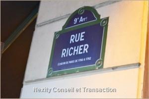 Commerces PARIS
