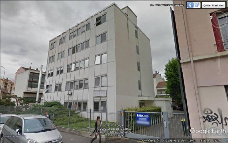 Vente bureaux lyon 3 69003 200m2 - Hotel lyon grange blanche ...