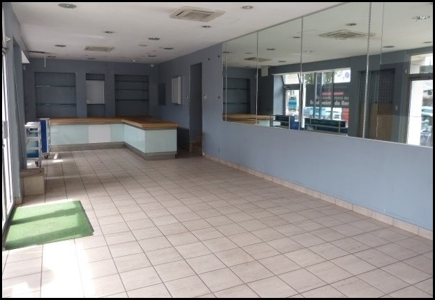 Local commercial 140 m² - Nantes
