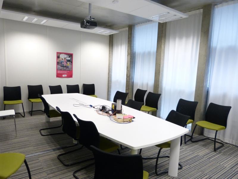 Euronantes- 2065 m² de bureaux - A louer