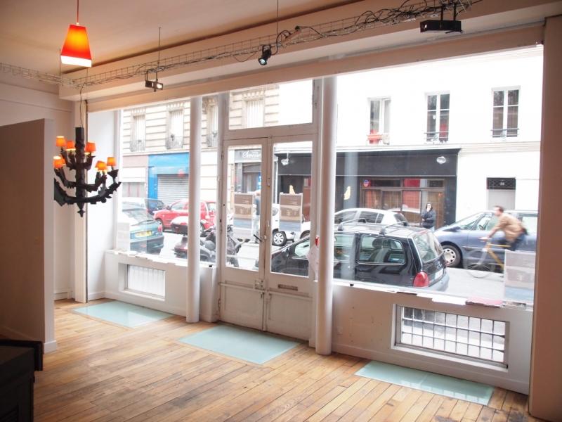 Boutique rue de la Fontaine au Roi