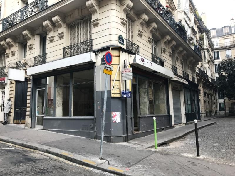 Boutique rue des Martyrs
