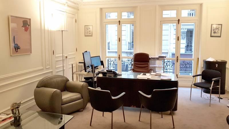 Bureaux 172 m² à vendre - Rue d'Amsterdam