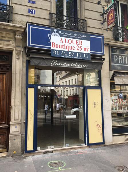 Boutique 27 m² - Avenue Ledru-Rollin - Photo 1