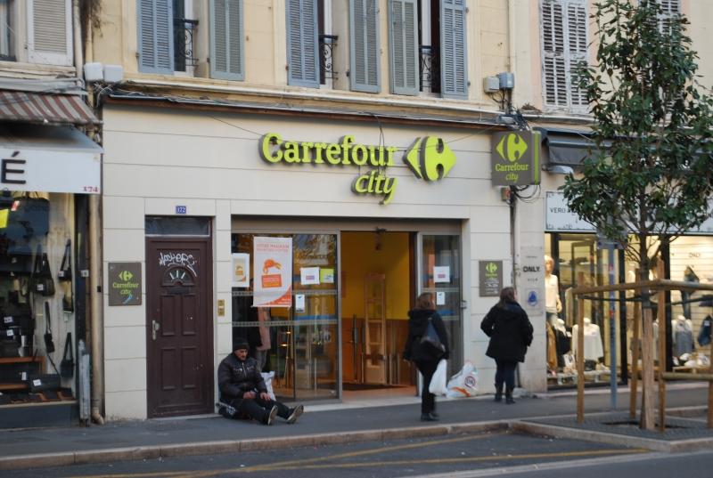Local commercial ROME/CASTELLANE