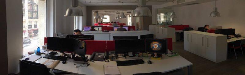 150 m² de bureaux à la location
