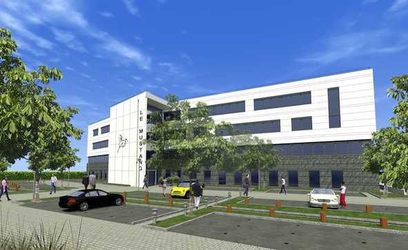 location bureaux montpellier 34000 507m2 batiactu. Black Bedroom Furniture Sets. Home Design Ideas