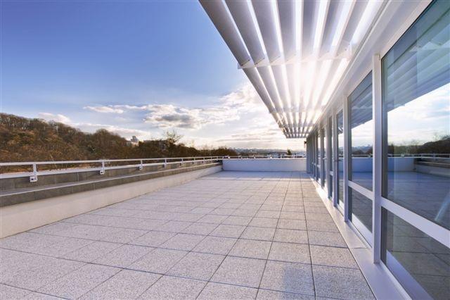 Location de bureaux avec terrasse - Lyon 9 - Photo 1