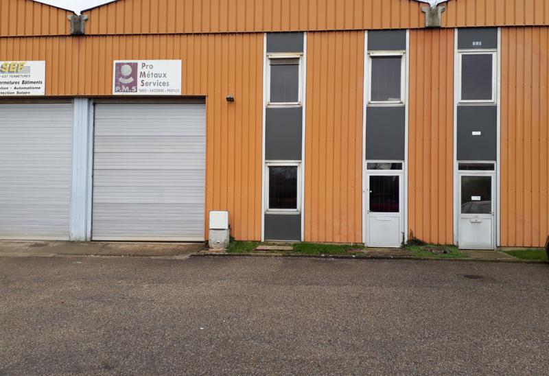 Locaux d'activité - Chemin de l'industrie - 206 m² -69570 Dardilly - Photo 1