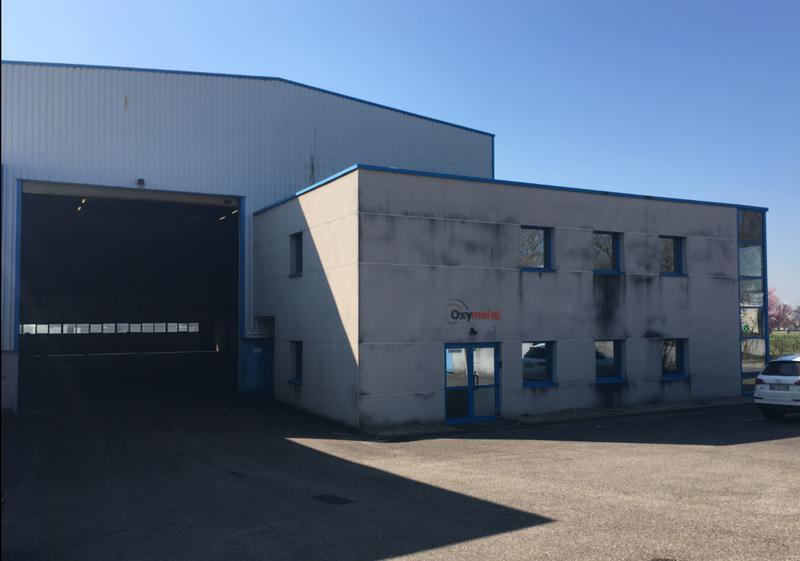 Locaux d'activité - Parc d'activité des 2B - Chemin des Barmettes - 01360 BELIGNEUX - Photo 1