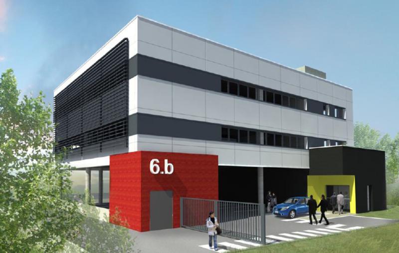 Immeuble de Bureaux - Le 6B 6 bis chem. Des Cuers 69570 Dardilly - Photo 1