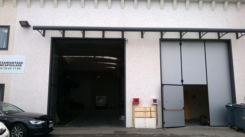 Locaux d'activité - Le mas des entreprises BAT  B - MEYZIEU (B5) - Photo 1