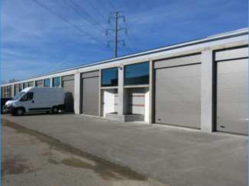 Locaux d'activité - Le GENERAL 3 - lot 112 m² - Parc charles de Gaulle - 69200 Venissieux - Photo 1
