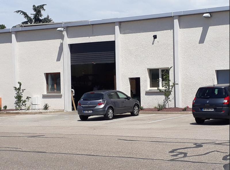 Locaux d'activité - Parc d'activité (E2) - 69150 Décines-Charpieu - Photo 1