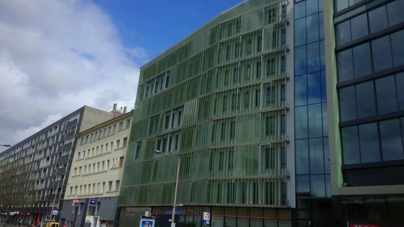 Immeuble de Bureaux - SUNWAY - 67-69 avenue Debourg - 69007 Lyon - Photo 1