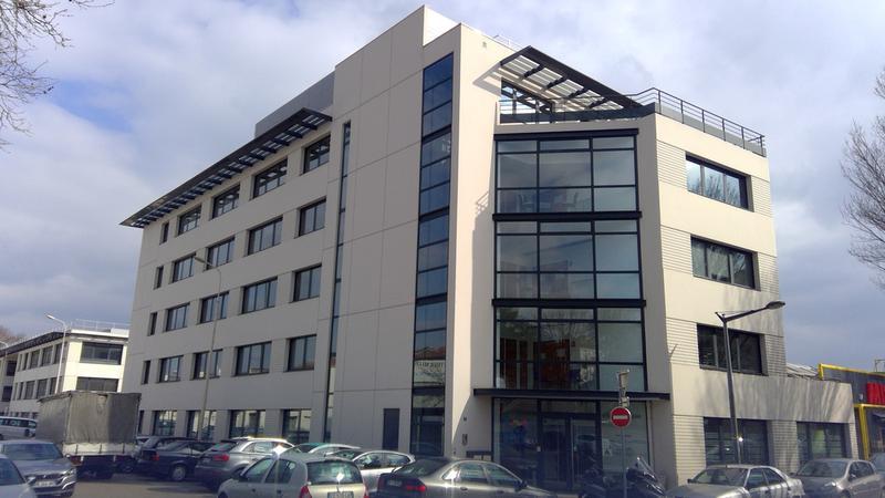 Immeuble de Bureaux - JARDINS D'ENTREPRISE BAT K 2 rue du Château de Gerland 69007 Lyon - Photo 1