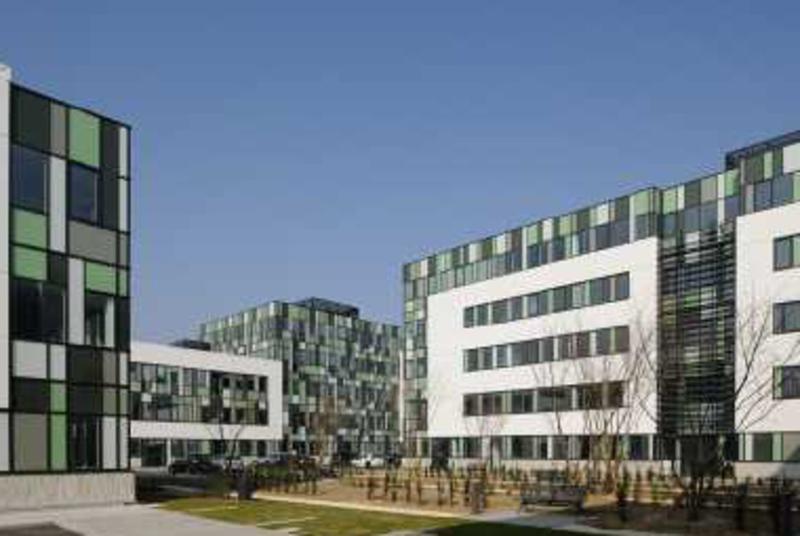 Immeuble de Bureaux - GERLAND PLAZA 1 Bd Chambaud de la bruyère  69007 Lyon - Photo 1