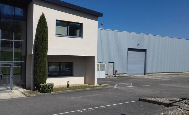 Locaux d'activité - Rue de la pierre Miliaire-38070 Saint Quentin Fallavier - Photo 1