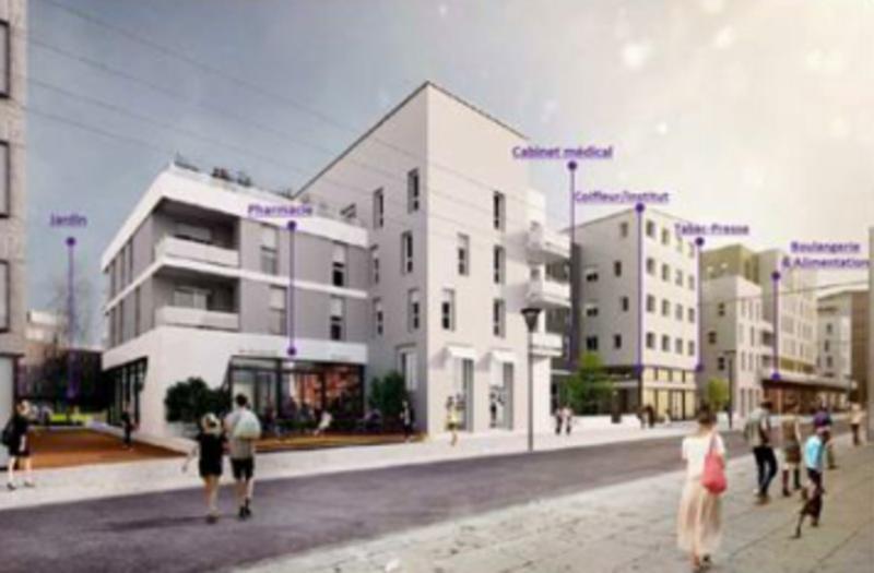 Commerce - 29-31 rue de la Soie 69100 VILLEURBANNE - Photo 1