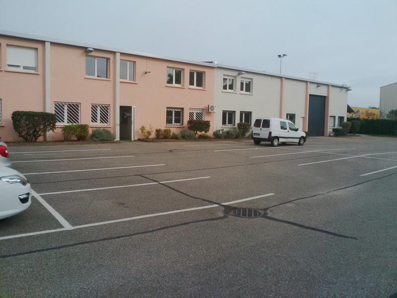 Locaux d'activité - Parc d'activité Wilson-69150 DECINES  B4 - Photo 1