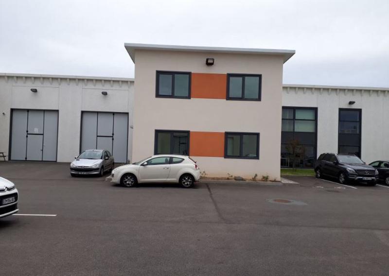 Locaux d'activité - Le Mas des Entreprises BAT C - MEYZIEU ( C1bis ) - Photo 1