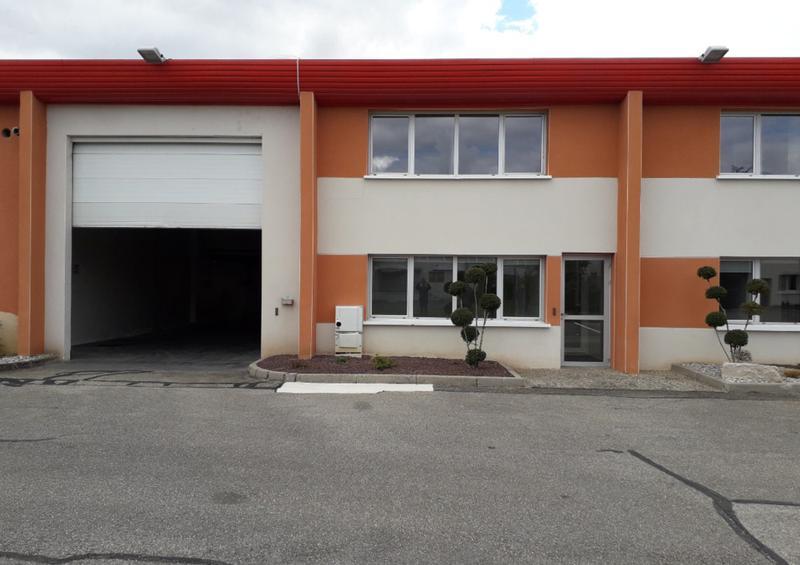 Locaux d'activité - Parc d'activité (D1)-31 rue Wilson 69150 DECINES - Photo 1