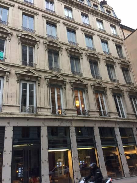 Bureaux Lyon 2ème