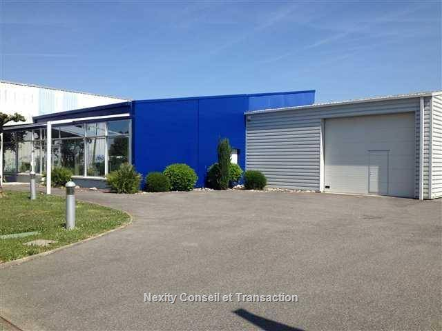 Location entrep t toulouse 31100 278m2 for Location garage toulouse 31100