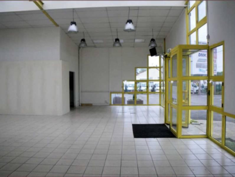 266 m² d'activité, idéal pour un showroom