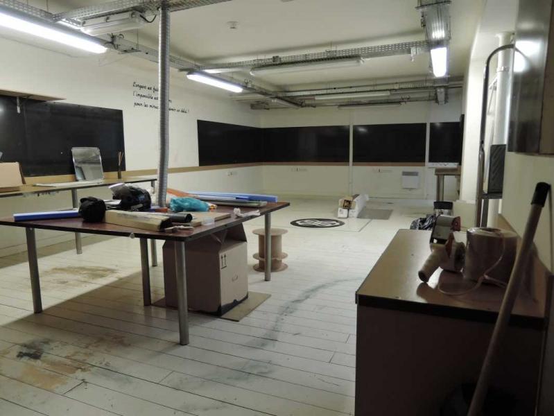 Location bureaux paris 75003 80m2 - Atelier du marais agencement ...