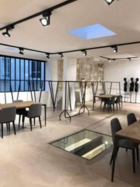 Location bureaux paris 3 75003 400m2 - Atelier du marais agencement ...