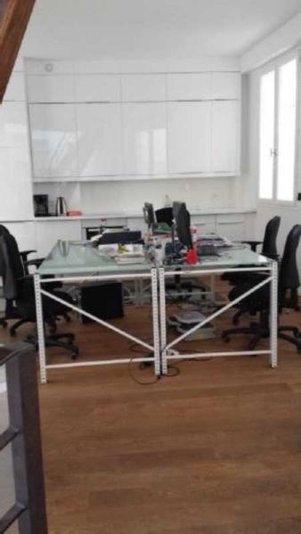 Location bureaux paris 75009 100m2 for Location bureau atypique paris